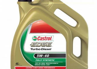 Castrol Edge 5W40 Turbo Diesel 4l.    ( 2489 Ft/L )